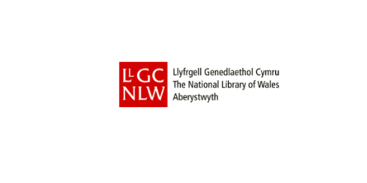 National Library Wales Logo